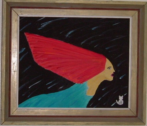 eldkvinnan